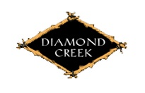 Diamond creek golf club logo