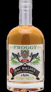 Macmalden froggy