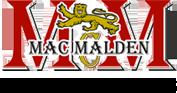 Mcmalden logo