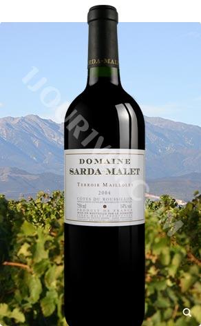Terroir mailloles vin rouge 2004
