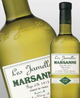 Vin marsanne cepage rare les jamelles languedoc roussillon