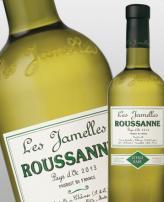 Vin roussanne cepage rare les jamelles languedoc roussillon